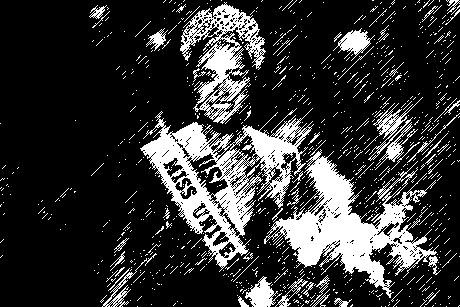 Победительница «Мисс Вселенная 2012» и участницы конкурса красоты. Фотографии