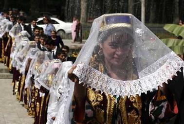 Незаконное многоженство в Таджикистане