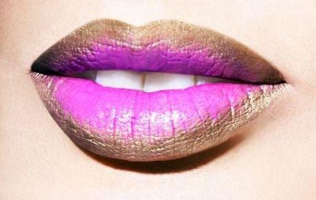paint lips