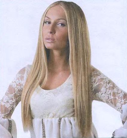 Повседневные укладки для длинных волос