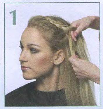 Укладки для длинных волос на каждый день