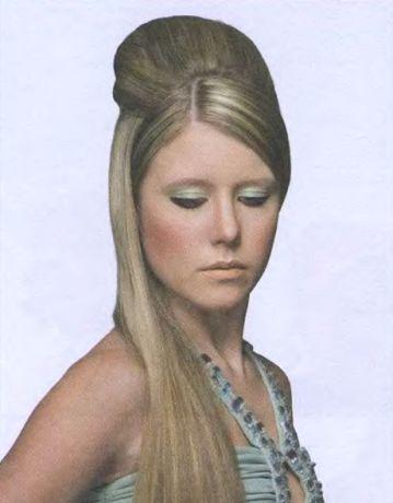 Вечерние прически для длинных волос