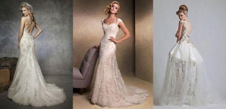 Какое платье надеть невесте в 2013 году