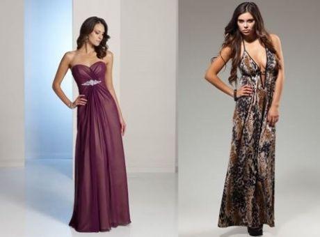 Какими будут вечерние платья в 2013 году