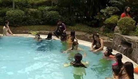 Академия русалок на Филиппинах