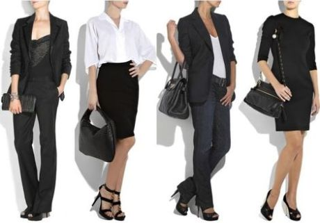 Как стильно одеться в офис