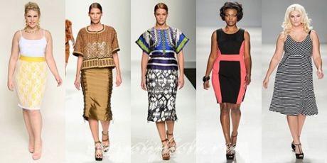 Какие платья были модными этим летом 2013