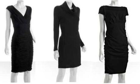 Маленькое черное платье в 2013 году