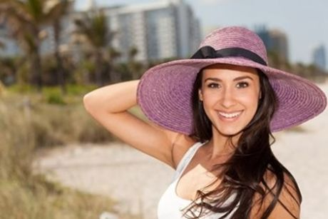 Секреты макияжа на пляже