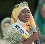 Конкурс красоты среди мусульманских женщин в Джакарте