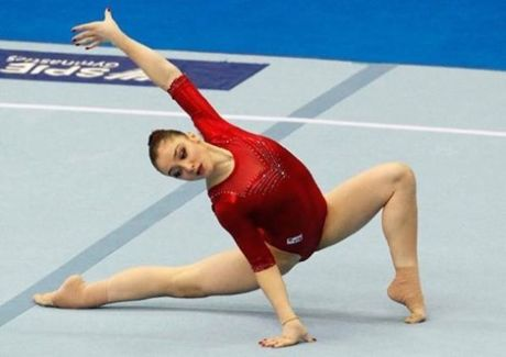 Самые красивые гимнастки чемпионата мира в Антверпене