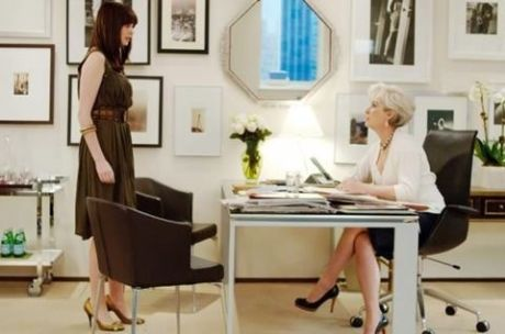 Лучшие варианты одежды для женщины босса