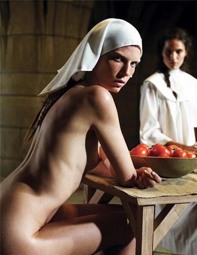 Модные монашки (32 фото)