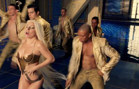 Новый клип Леди Гага G.U.Y.