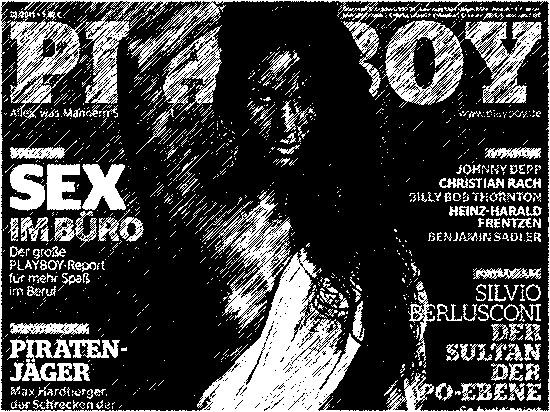 Мусульманка снялась в Playboy