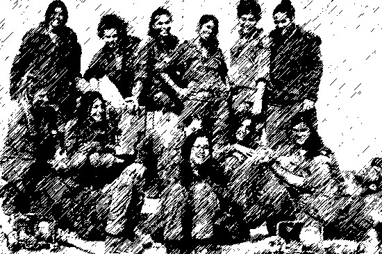 Женское лицо войны: история женских боевых подразделений